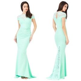 fcbe465b5acb2b Luxury fair jurken - Honneloeloe Galajurken